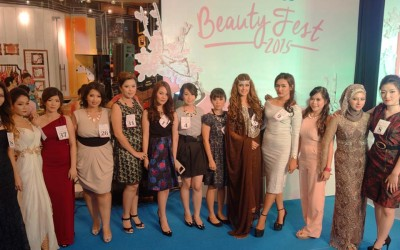 Beauty Fest 2015 – Personal Evening Make Up Competition