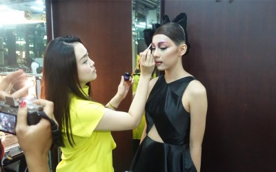 Behind The Scene Campaign Artitude 2015 for Surabaya Beaute 2015