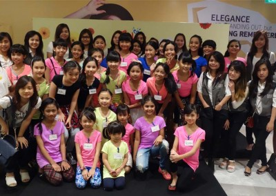 Justice - Girl Day Out - 28 Feb 2015  (2)