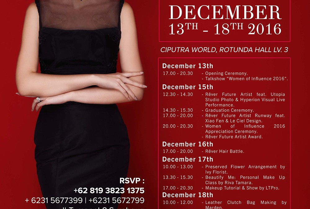 Gather around beauties! We have something BIG coming up on 13-18 December, the most anticipated event!