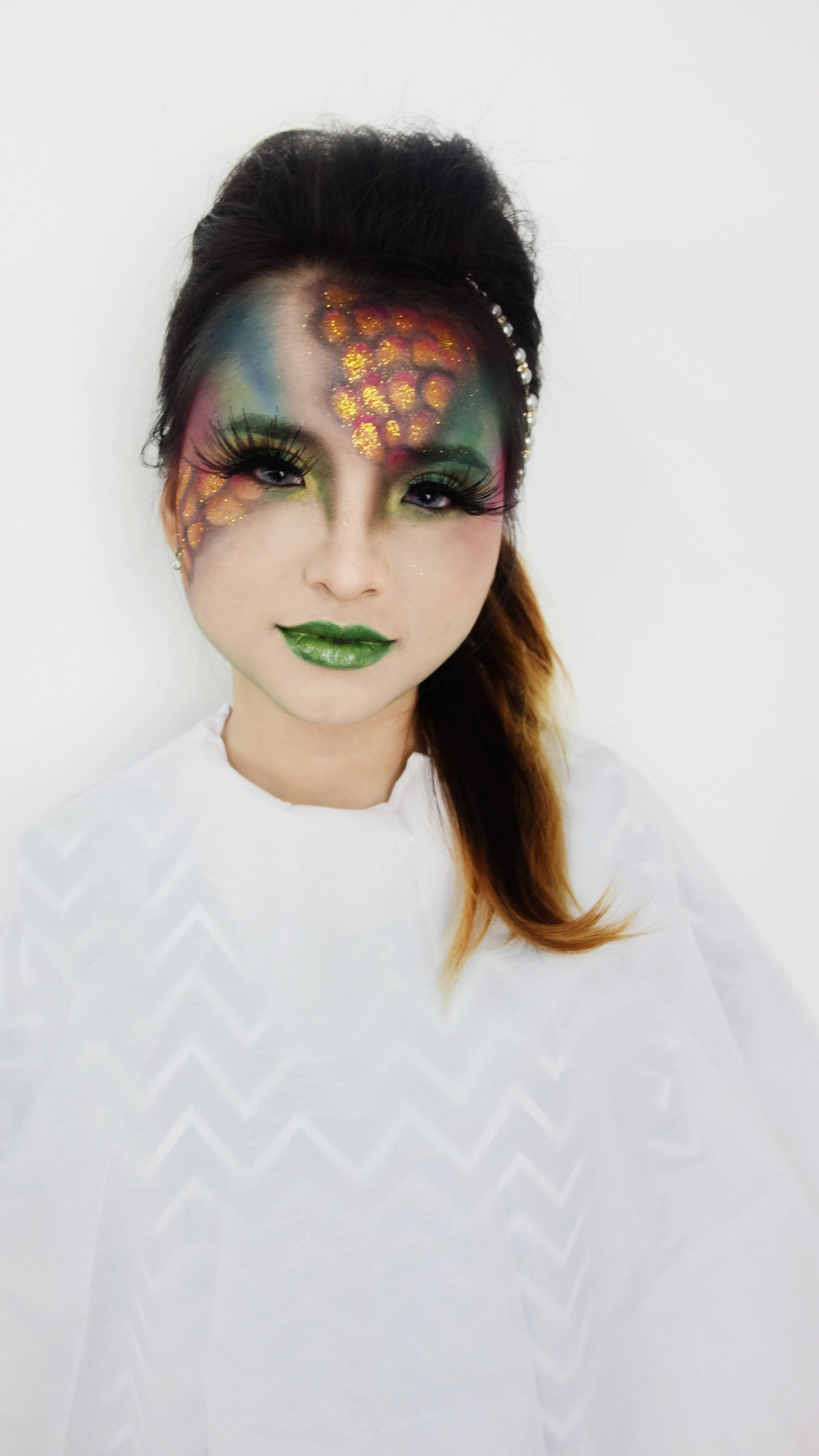 creativity in chinese new year s makeup creations kursus make up