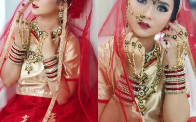 "Bridal Weekly Makeup: ""The Indian Bride"""