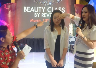 Beauty Class - More Flawless in Personal Make Up  (1)