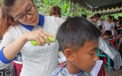 Charity with GBI Filadelfia Surabaya
