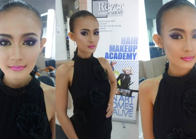 Demo & Workshop Create Flawless Edged by Riva Tamara - 18 Maret 2015 (4)