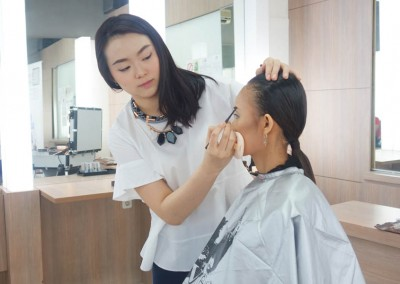 Demo & Workshop Create Flawless Edged by Riva Tamara - 18 Maret 2015 (8)