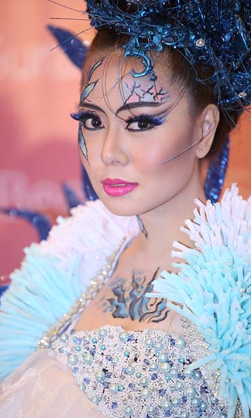 Surabaya Beaute 2015 - Artitude Hair and Beauty Award 2015  (6)