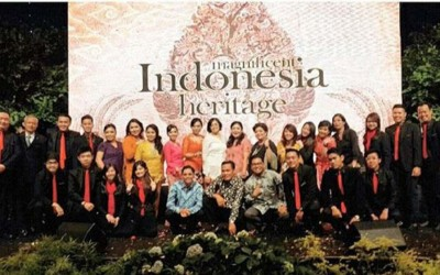 Magnificent Heritage Indonesia – Sheraton Corporate Party 2015
