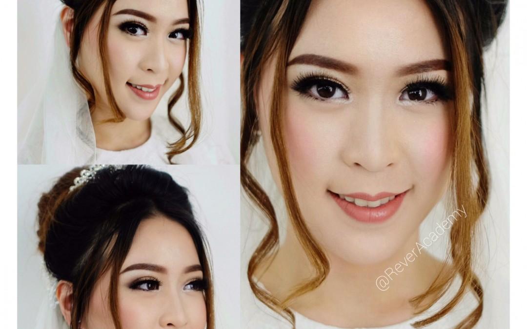 "Bridal Weekly Makeup: ""Beautiful in White"""