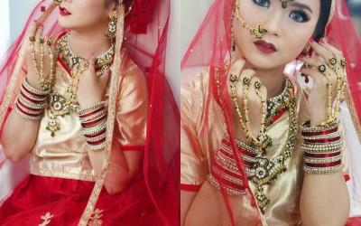 "Bridal Weekly Makeup: ""The Indian Bride"""