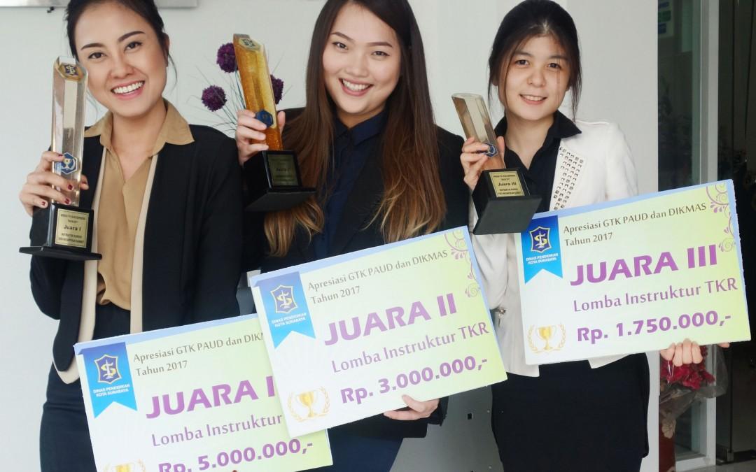 Apresiasi GTK PAUD dan DIKMAS Tahun 2017